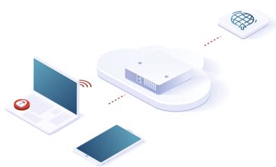 Cloud Proxy Secure Web Gateway