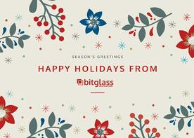 Happy holidays from bitglass