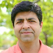 Anurag Kahol headshot