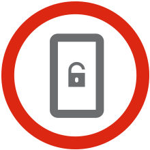 device protection icon