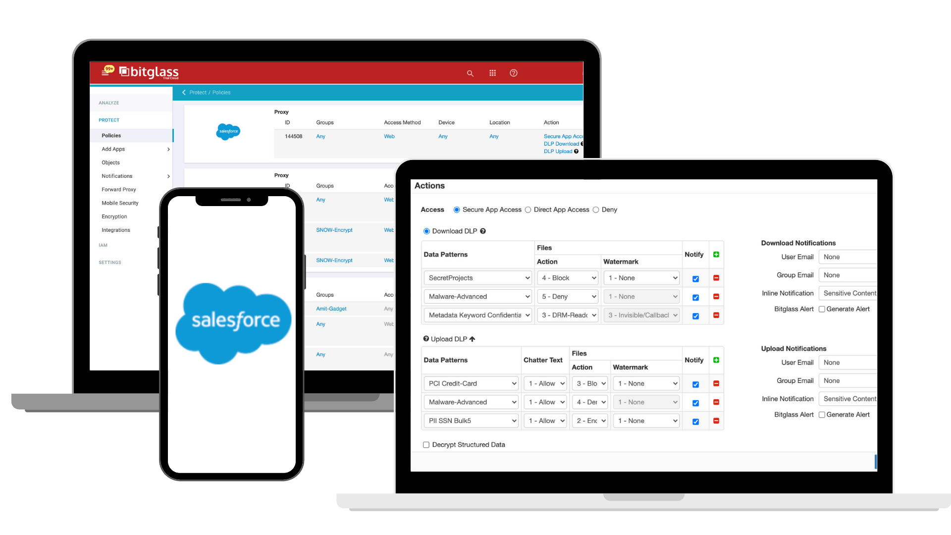 Data & Threat Protection on any Device